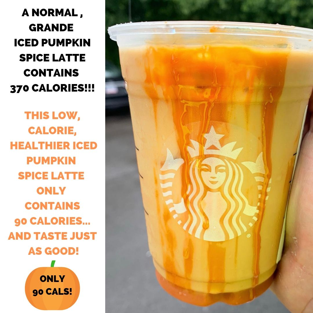 Low Calorie Pumpkin Spice Latte Lean Squad Blog
