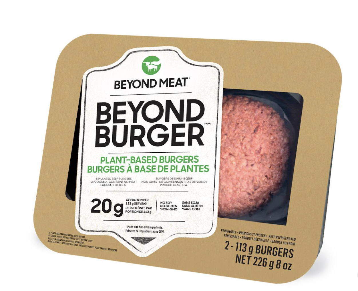 The Beyond Meat Burger Review