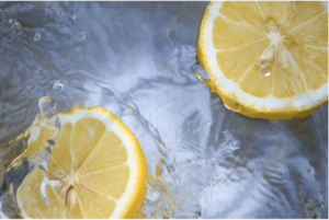 drink lemon water for weight loss