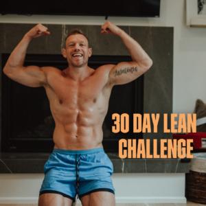 30 Day Lean Challenge